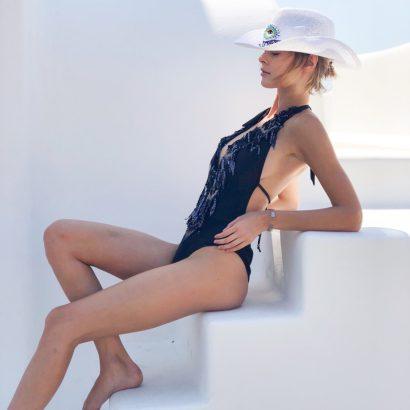 Jednoczęściowy strój plażowy Summer Moon