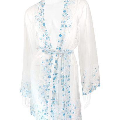 Kimono Queen of Mist Blue