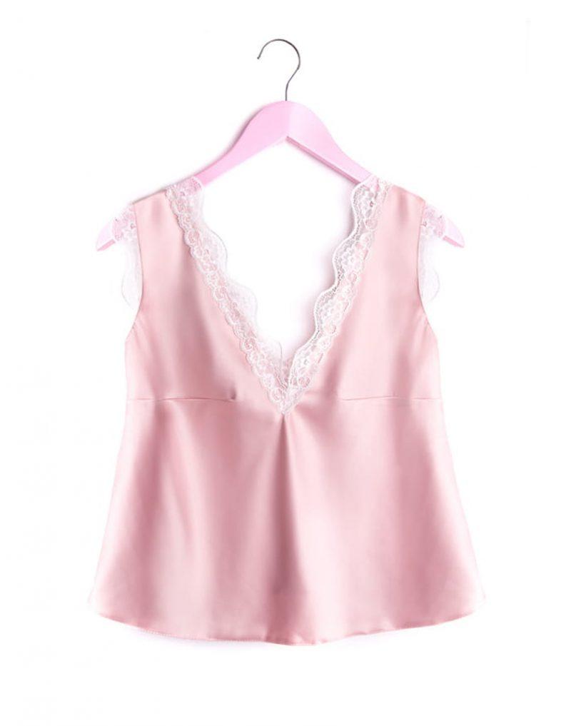 Koszulka Sleeping Beauty Powder Pink