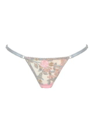 Lacie lace thong by White Rvbbit