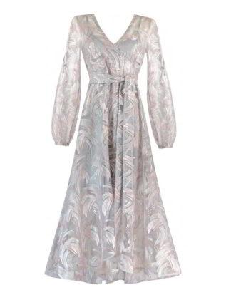 Tillie Maxi lace dress by White Rvbbit