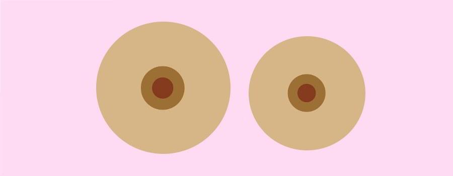 Asymetria piersi - jak dobrać odpowiedni rozmiar biustonosza?