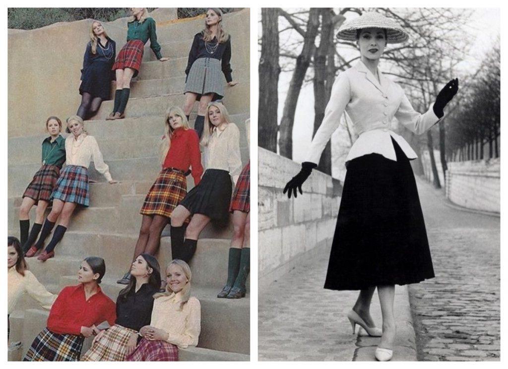 Historia spódnicy