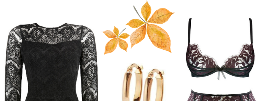 Stylizacje na jesień