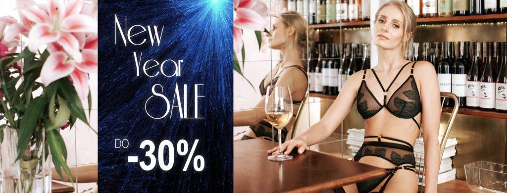 Noworoczna wyprzedaż - New Year Sale