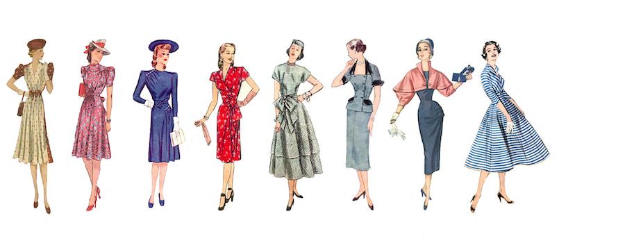 Historia sukienki