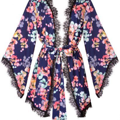Kimono Flower Beauty
