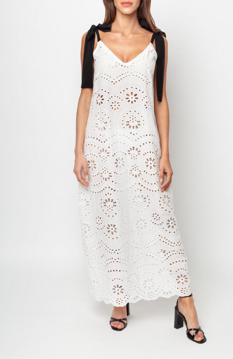 Summer Babe - sukienka oversize bawełna
