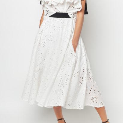 Bluzka i spódnica z bawelny Summer Babe