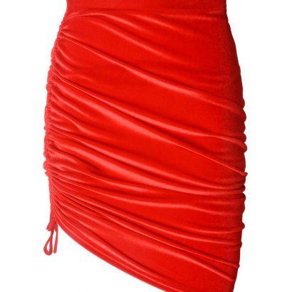 Czerwona spódnica ołówkowa Some Love
