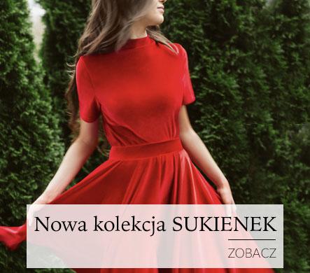 Nowa kolekcja sukienek - Sprawdź!