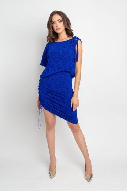 Some Magic blue glitter set - skirt and blouse