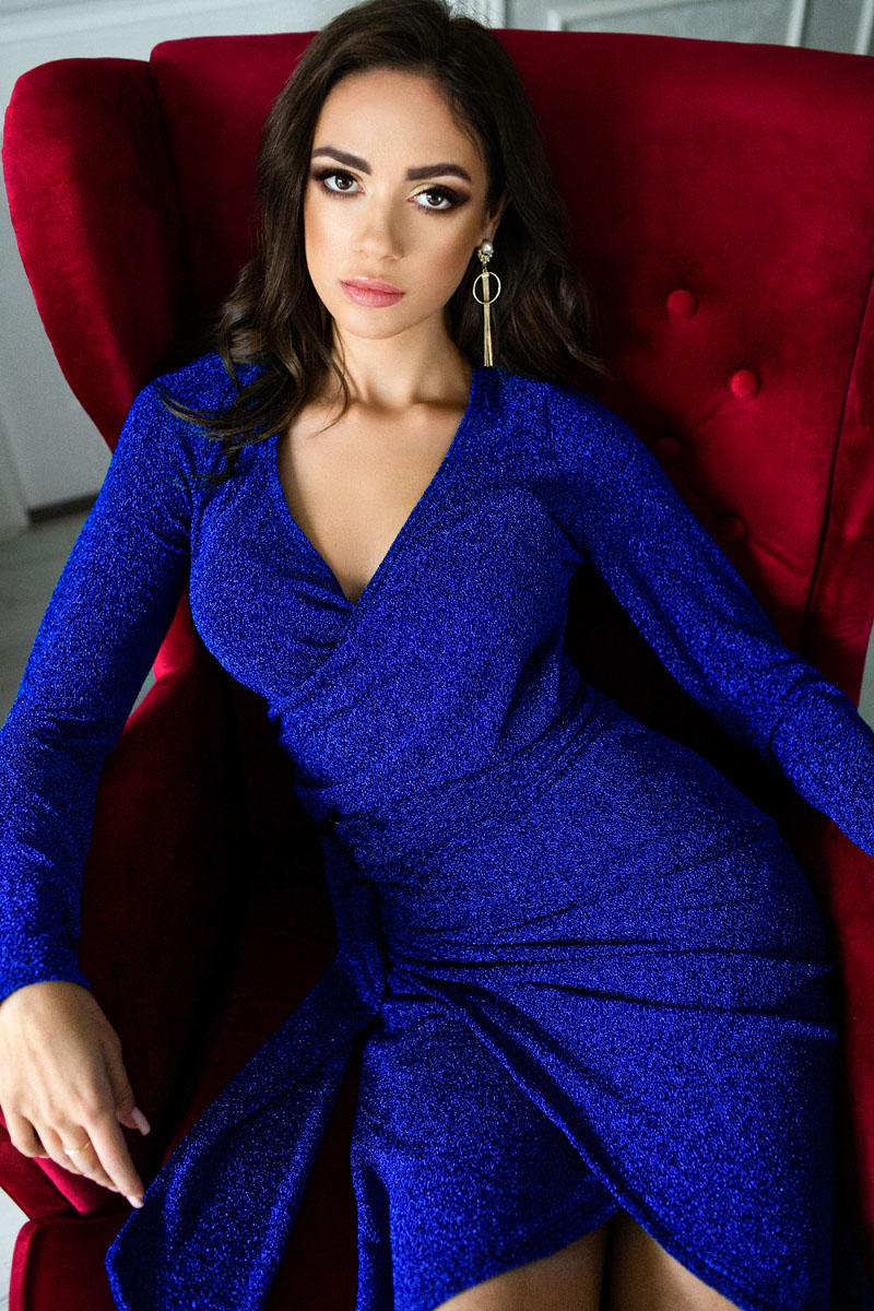 Brokatowa sukienka Some Magic