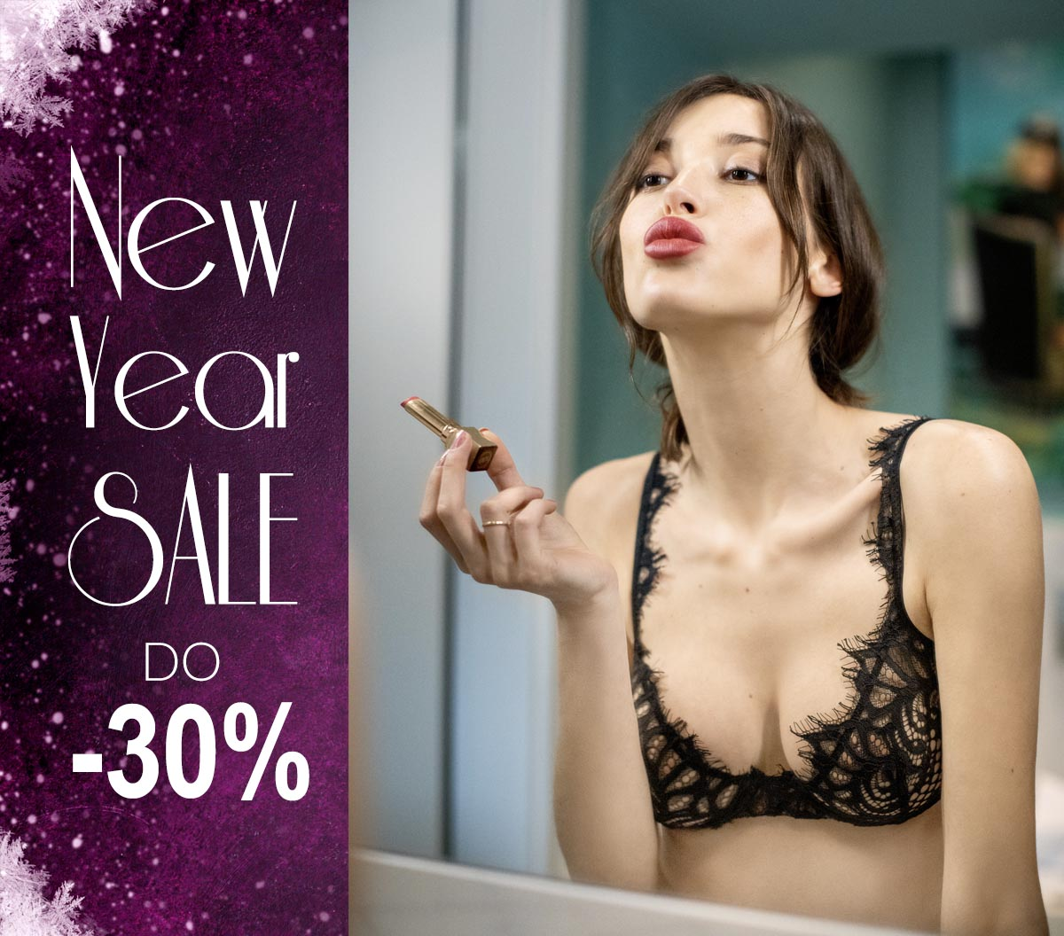 New Year Sale do -30%!