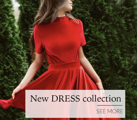 New collection of dresses - Check it out!